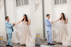 צילומי זוגיות לפני החתונה