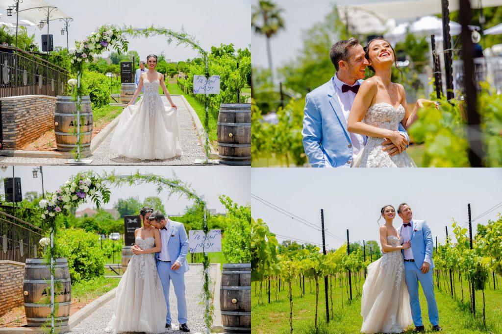 צילום חתונה בטבע – כל מה שאתם צריכים לדעת